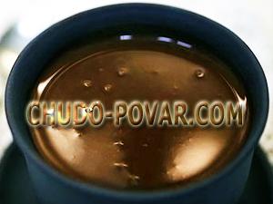 Шоколадная глазурь из шоколада в домашних условиях рецепт 57