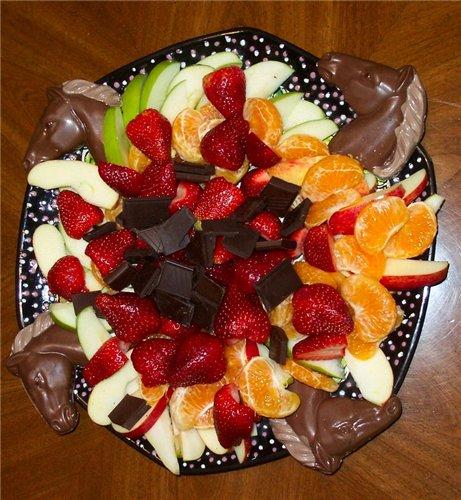Угощен  шок  фрукты (461x500, 72Kb)