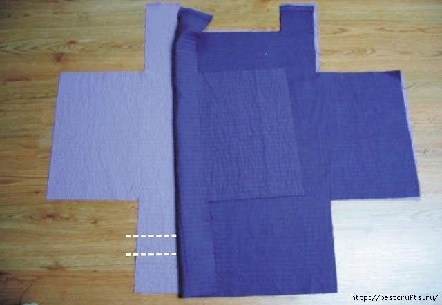 Лежак для питомца своими руками (3) (640x442, 100Kb)