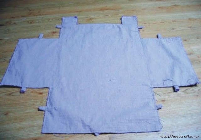 Лежак для питомца своими руками (5) (640x445, 107Kb)