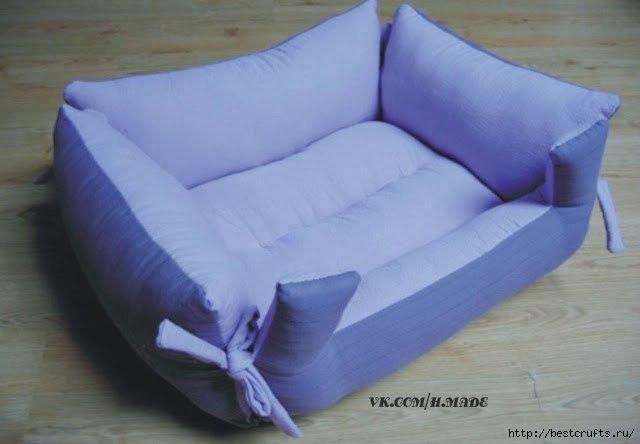 Лежак для питомца своими руками (9) (640x444, 96Kb)