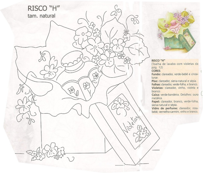 Роспись и обвязка крючком кухонных полотенец (22) (700x595, 295Kb)