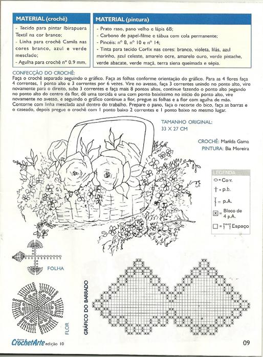 Роспись и обвязка крючком кухонных полотенец (46) (514x700, 345Kb)