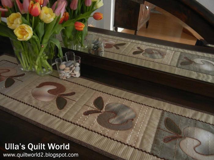 Лоскутное шитье. Красивые салфетки-дорожки с аппликацией и стежкой (9) (700x525, 345Kb)