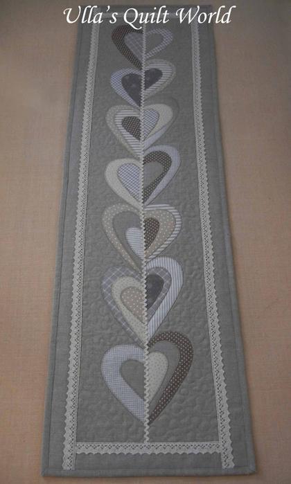 Лоскутное шитье. Красивые салфетки-дорожки с аппликацией и стежкой (13) (420x700, 231Kb)
