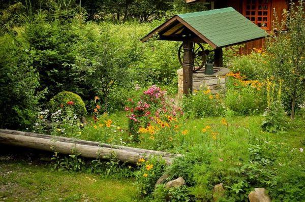 деревянный дом фото 7 (600x398, 353Kb)