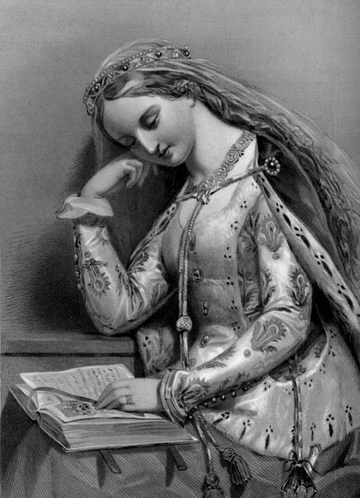 15. Елизавета Йоркская (506x700, 61Kb)