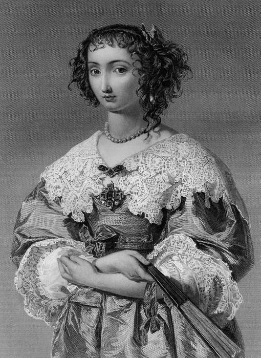 16. Генриетта Мария (510x700, 100Kb)