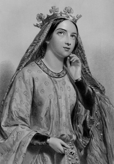 20. Королева Беренгария (488x700, 72Kb)