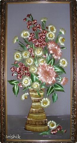 Восхитительные розы. Аппликация из соломки. Мастер-класс (63) (260x480, 152Kb)