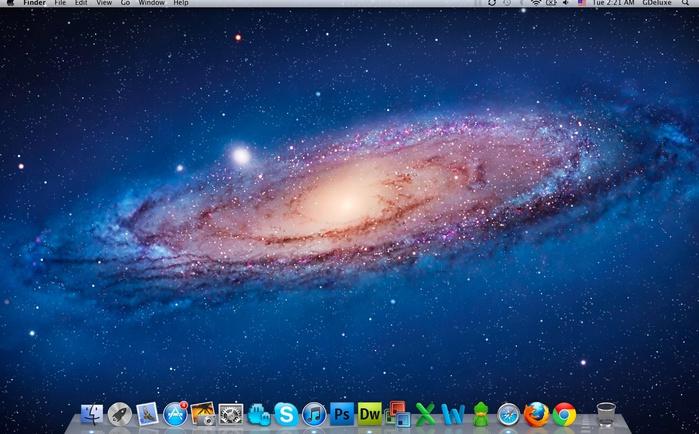 10 сочетаний клавиш для быстрой навигации по Mac OS X