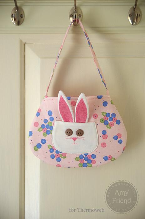 Детская сумочка с карманом-кроликом. Шьем сами (8) (463x700, 379Kb)