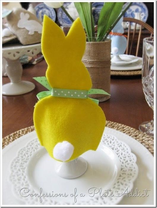 Фетровые кролики - колпачки для пасхальных яиц (5) (529x700, 237Kb)