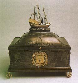 Lada Krakowskiej Kongregacji Kupieckiej 1791 r. (250x267, 51Kb)