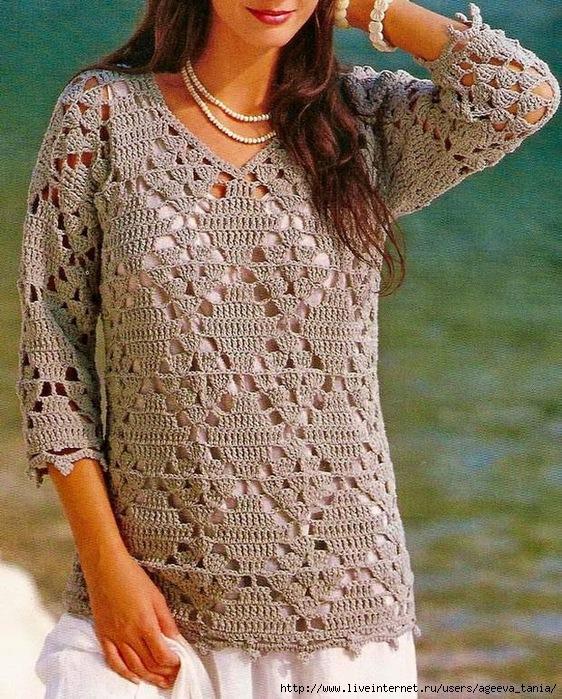 Crochet-Tunic-Pattern-Women B6 (1) (562x700, 383Kb)