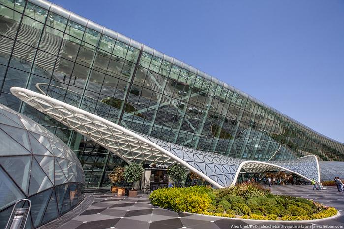 международный аэропорт баку 4 (700x466, 454Kb)