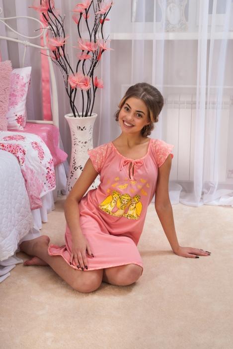 alt=Женские ночные сорочки от «Lena Basco»