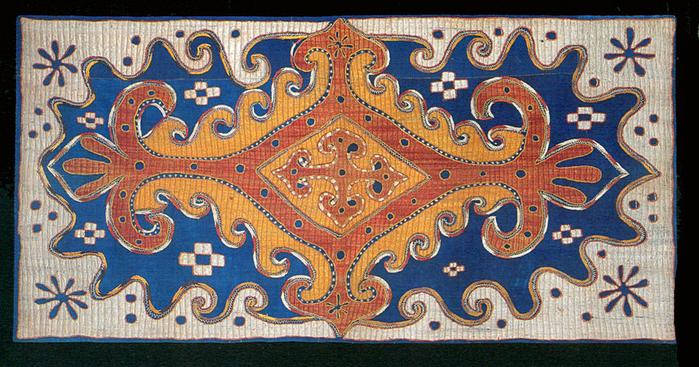 Кайтагской вышивкой фото