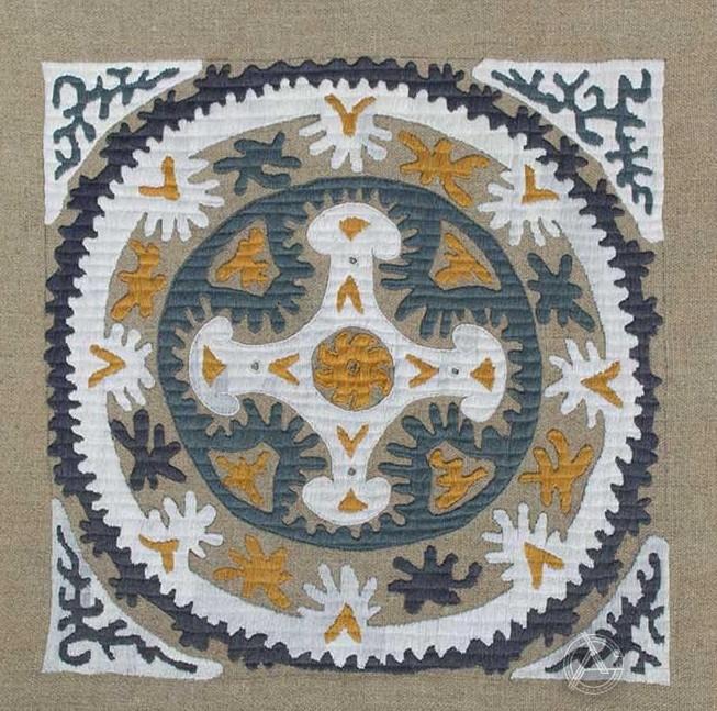 Традиционная вышивка дагестана 56