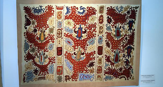 Традиционная вышивка дагестана 100