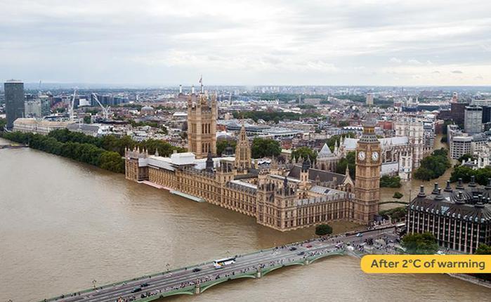 Николай Ламм: Как будут выглядеть известные города после глобального потепления