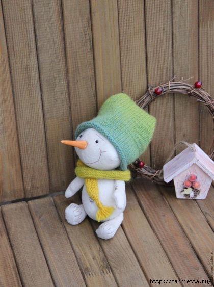 Шьем сами плюшевого снеговика (1) (420x563, 133Kb)
