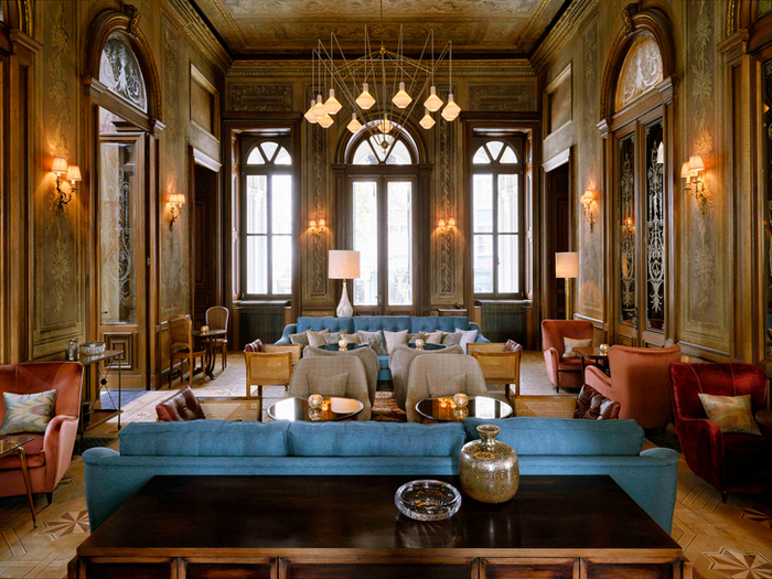 ����� Soho House Hotels ������� 3 (700x525, 545Kb)