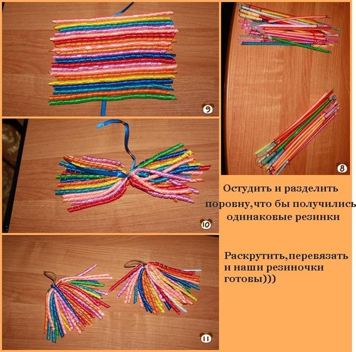 Как делать детские резиночки