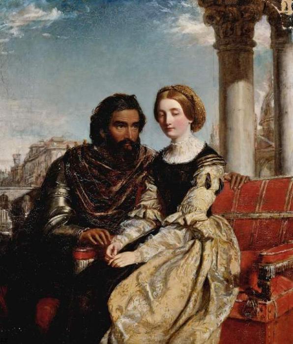 Desdemona marriage othello quotes