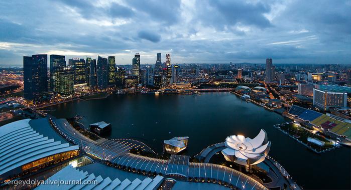 сингапур отдых на море