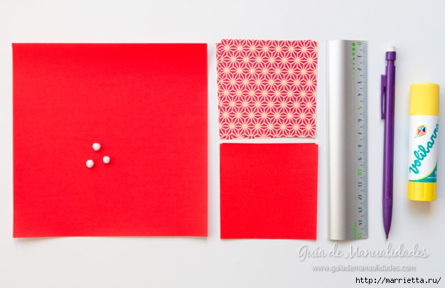 Санта Клаус из бумаги в технике оригами (2) (626x405, 116Kb)