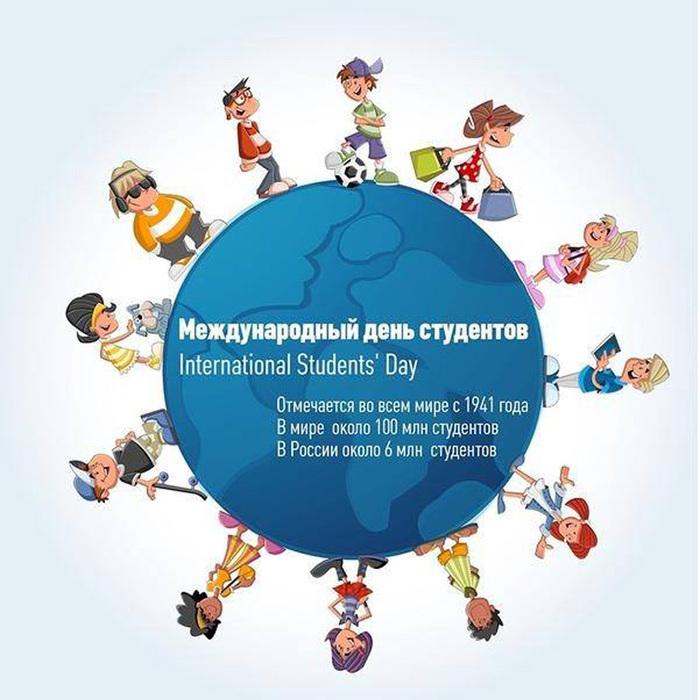 Международные праздники и поздравления