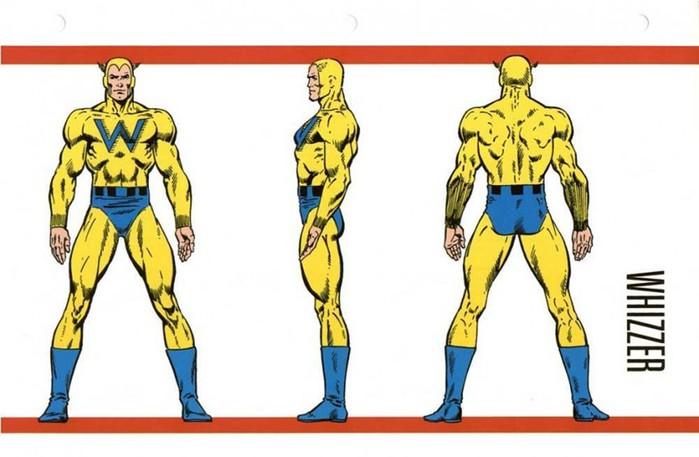 Самые нелепые супергерои, фильмы о которых будет снимать только придурок