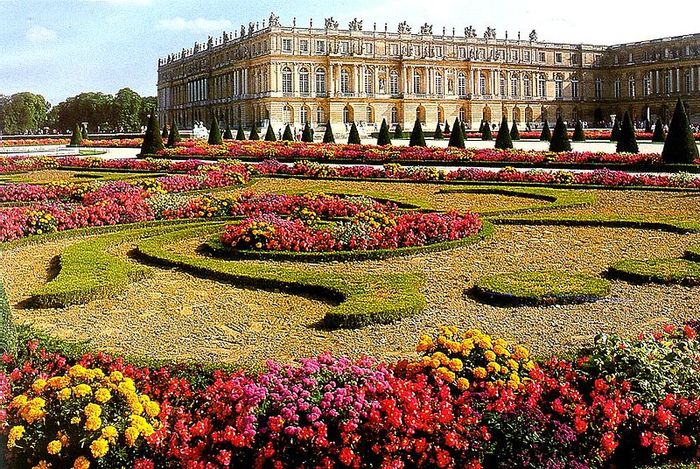 3.3 Сады  Версаля. (700x469, 673Kb)