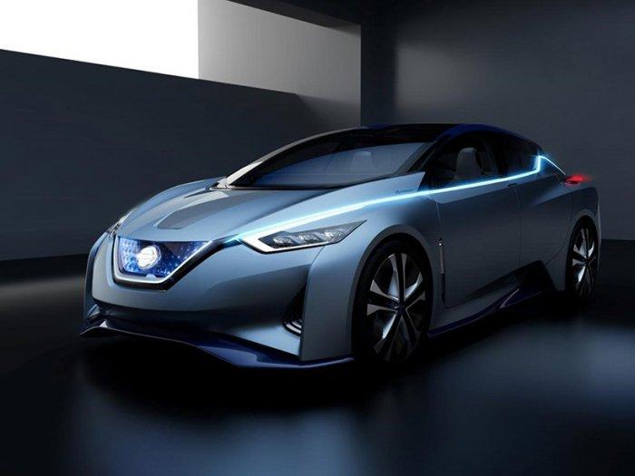 Nissan IDS электромобиль с автопилотом 1 (700x525, 148Kb)