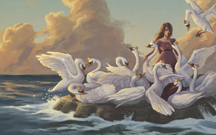 the-princess-and-the-swans (700x437, 104Kb)