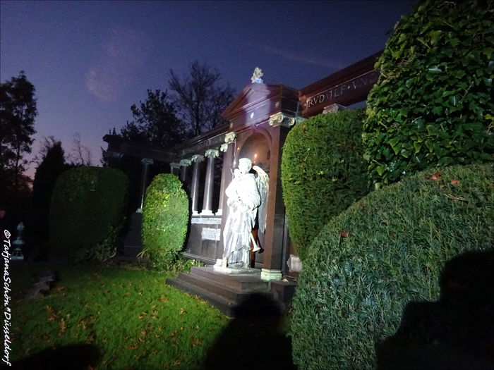 Дюссельдорф. Северное кладбище.
