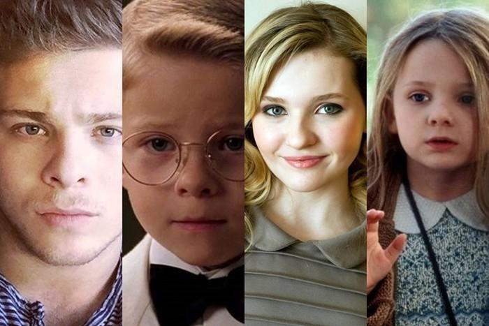Как повзрослели и изменились дети-актеры из нашумевших голливудских фильмов