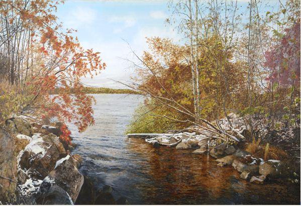 Konstantin-Romanov_-Peyzazh-v-akvareli_-Osenyaya-simfoniya (599x410, 285Kb)