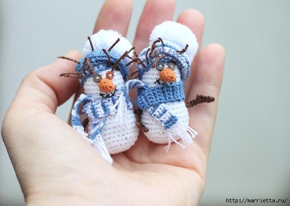 Миниатюрные игрушки амигуруми от FancyKnittles (44) (570x404, 105Kb)