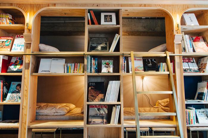 гостиница Book and Bed токио 6 (700x466, 462Kb)