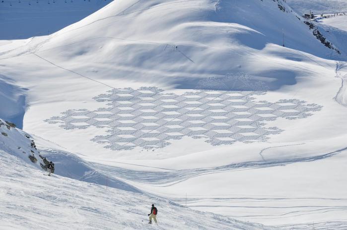 Саймон Бек рисунки на снегу 11 (700x464, 286Kb)