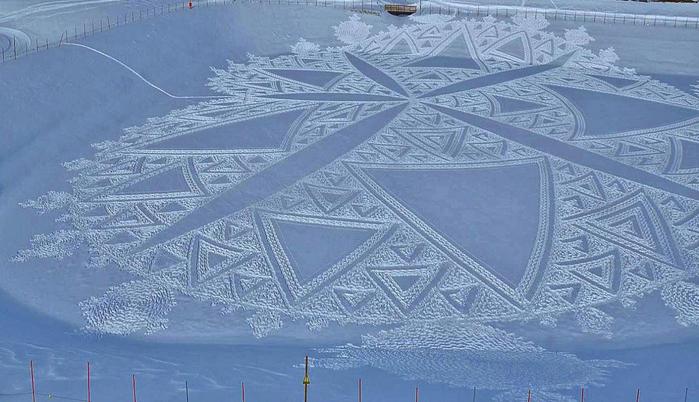 Саймон Бек рисунки на снегу 14 (700x402, 283Kb)