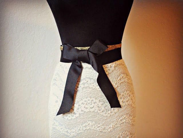 Гипюровая юбка с выкройкой