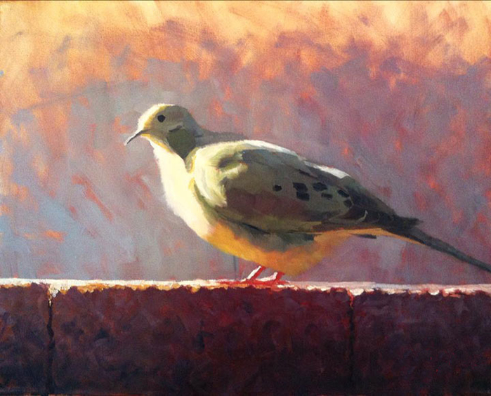 bird painting canvas  eBay