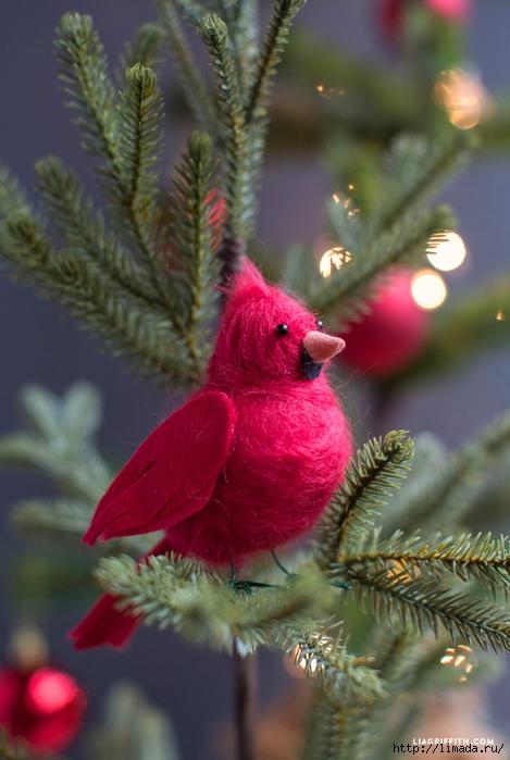 Cardinal_Red_Felted_Bird_Tree (469x700, 240Kb)