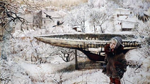 Зима в Улькином городе (636x358, 299Kb)