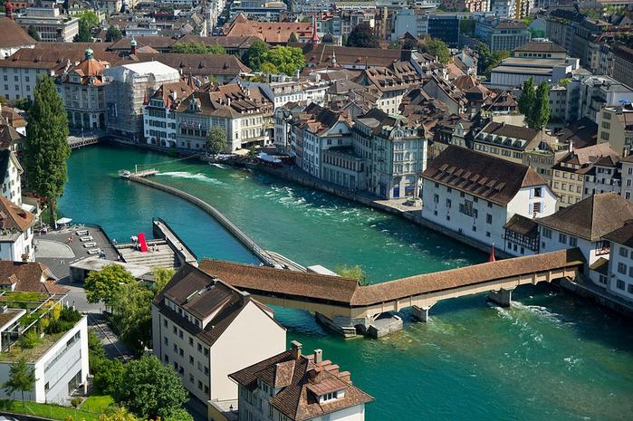 1. Люцерн, Швейцария (700x465, 505Kb)
