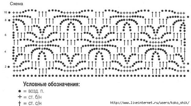 Жакет Паучок схема 1-1б (624x347, 142Kb)