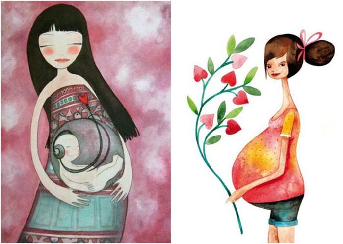 День матери. Стихи про маму, стихи о маме, стихи для мамы... (обновлено)